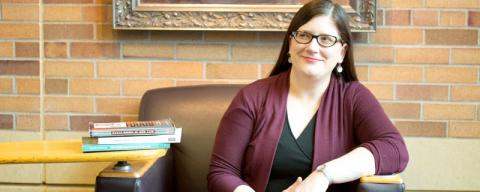 Alumna Sarah Deer beats the odds to bring advocacy for Native women